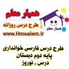 دانلود طرح درس فارسی خوانداری دوم دبستان (درس: نوروز)